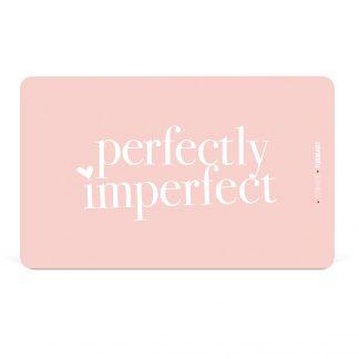 "Frühstücksbrettchen ""perfectly imperfect"" - design@home"