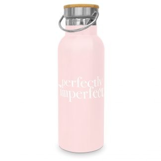 "Edelstahlflasche ""perfectly imperfect"" - 500ml"